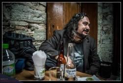 Sergio Raul López, el dandy de la cultura.