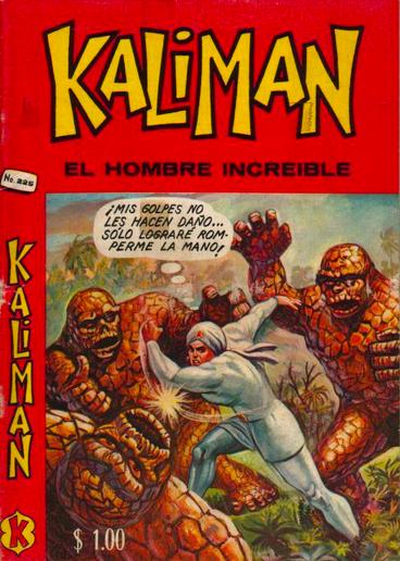 Kalimán...
