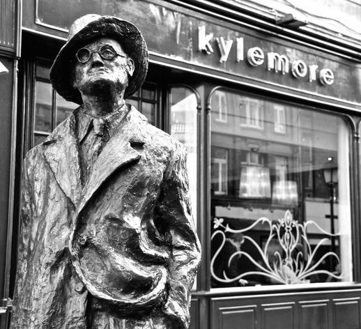 Joyce, amigo entrañable de Jerome.