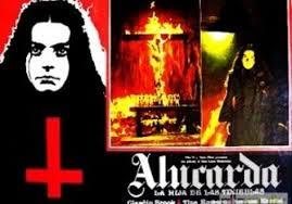 Alucarda, la hija de las tinieblas.