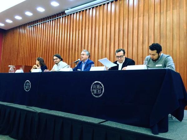 Periodistas acosados y despedidos del Canal 22. Foto: Facebook de Huemanzin Rodríguez.