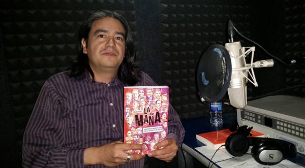 Edgar Morín  en el programa Plumavertical.