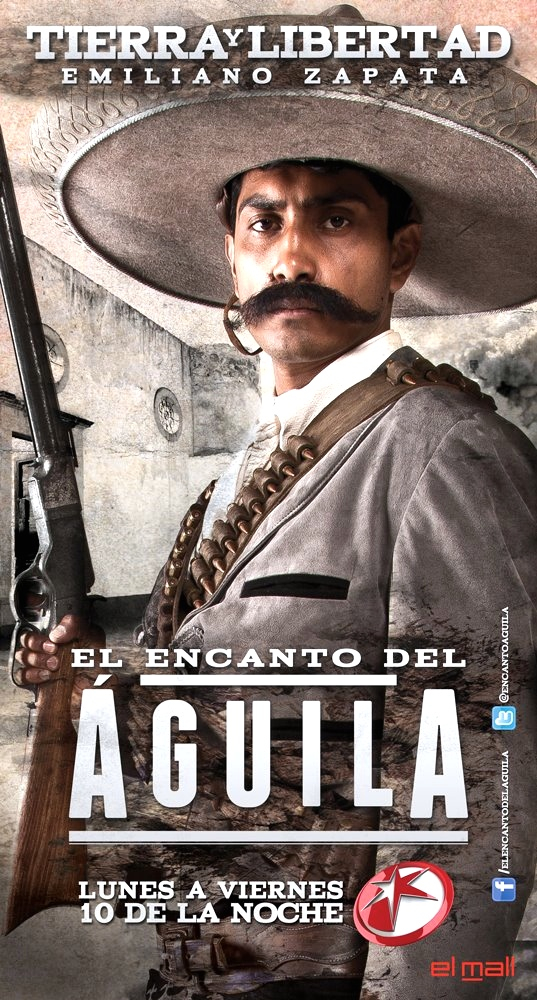 El otro Zapata llamado Tenoch Huerta.