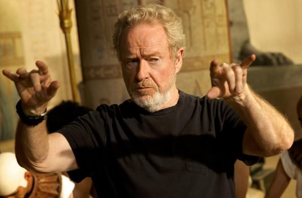 Ridley Scott. Foto: www.latimes.com