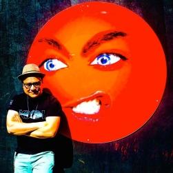 Óscar Garduño (quema mucho el sol).
