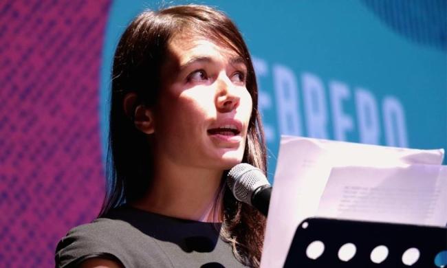 Eva Sangiorgi. Foto: Xabier Uria