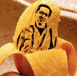 El mango de Fabián Polanco.