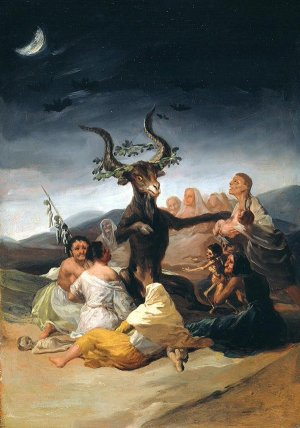 Aquellarre de Goya