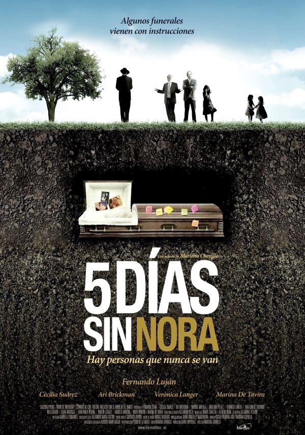 Cinco dias sin Nora_Interior