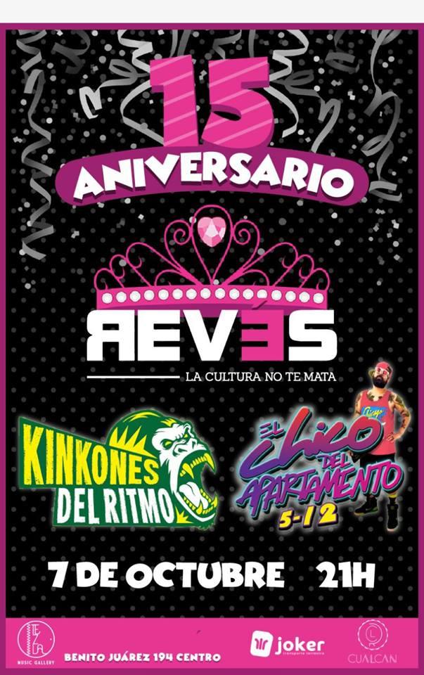 Reves 15