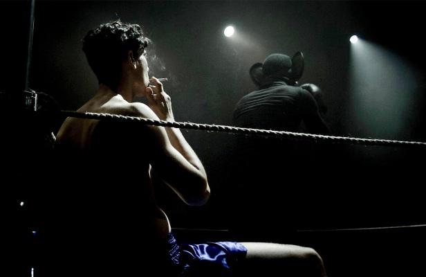 boxeadores y bailarines