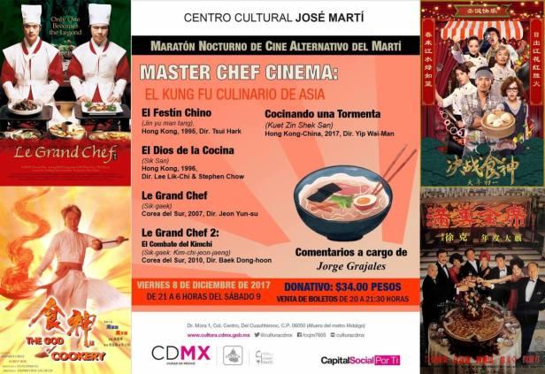 Master Chef Cinema