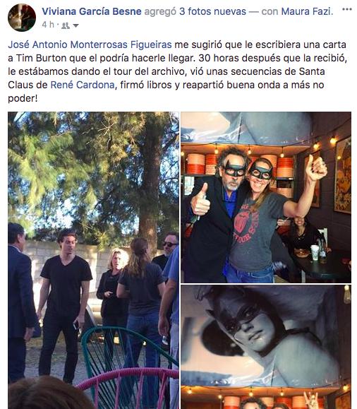 Facebook de Viviana