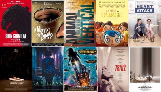 Películas del 2017
