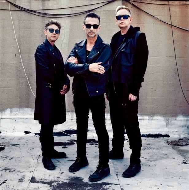 Depeche Mode, New York 21.07.2016