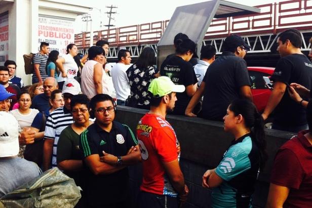 Votaciones en Monterrey