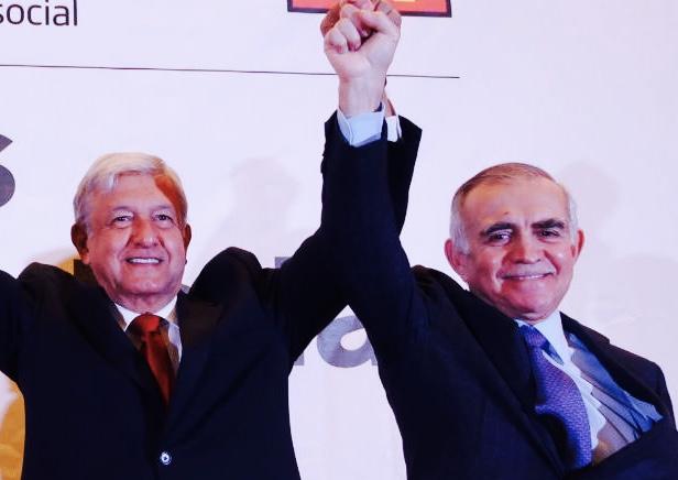 Alfonso Romo y AMLO