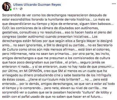 Ulises Guzmán