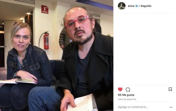 Errasti Monterrosas Ai Weiwei